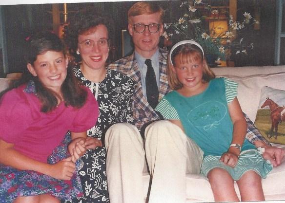 Joe-Rosemary and girls